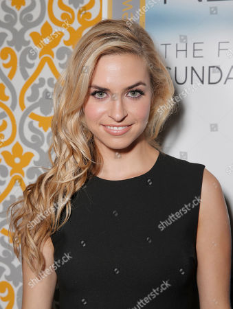 """Margaret Judson attends """"The Newsroom"""" Season Three Premiere at the DGA, in Los Angeles"""
