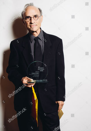 Stock Picture of Stephen Kessler poses for a portrait backstage at 26th Annual Literary Awards Festival at the Beverly Wilshire Hotel, in Beverly Hills, Calif