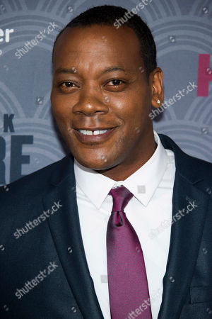 "Erik LaRay Harvey attends the ""Boardwalk Empire"" 4th season premiere on in New York"