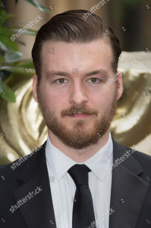 Matt Stokoe arrives for the British Academy Television Craft Awards at the Brewery in east London, . The annual BAFTA Television Craft Awards honour behind-the-scenes professionals in TV production