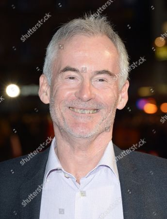 """Martin Sixsmith attends the American Express Gala Screening of """"Philomena"""" at the Odeon West End during the 57th BFI London Film Festival in partnership with American Express®, in London"""
