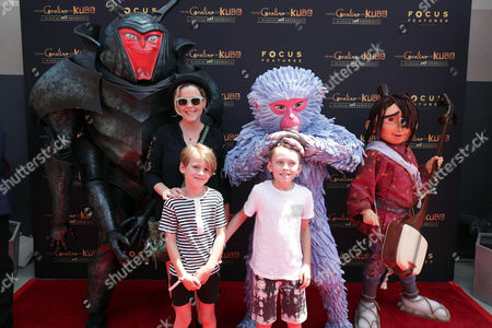 "Editorial photo of Focus Features and LAIKA present the Grand Opening of ""From Coraline to Kubo: A Magical Laika Experience"", Universal City, USA"