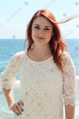 Stock Image of Bree Essrig at Kia Beach House powered by Sabra, on in Malibu,CA