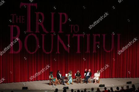 "Editorial picture of Lifetime Screening Of ""The Trip to Bountiful"", Los Angeles, USA"