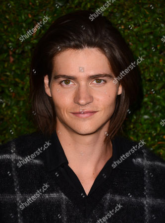 """Will Peltz arrives at the Michael Kors launch of Claiborne Swanson Frank's """"Young Hollywood"""" on in Beverly Hills"""