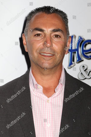 "Former Major League Baseball player John Franco attends the premiere of ""Henry & Me"" at the Ziegfeld Theatre on in New York"