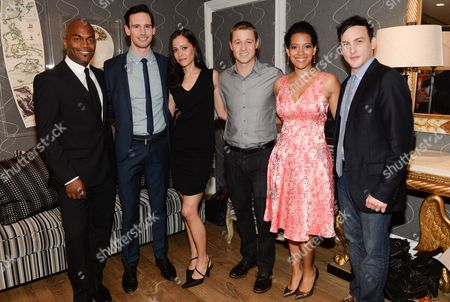 """Editorial picture of NY Screening of """"GOTHAM"""" Hosted by FOX, New York, USA"""