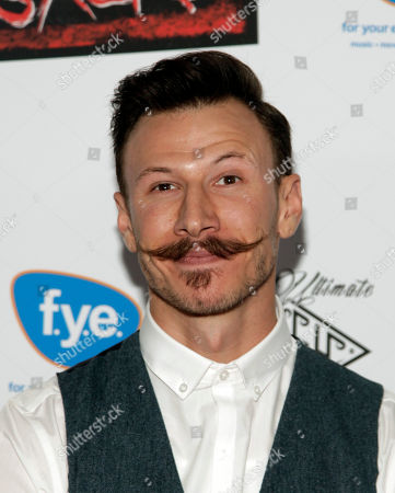 """Stock Image of Actor Brenton Duplessie attends the premiere of """"Jersey Shore Massacre"""" on in New York"""