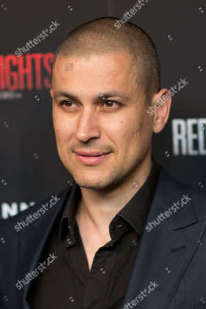 Rodrigo Cortes attends Red Lights special screening at Sunshine Landmark Theatre on in New York