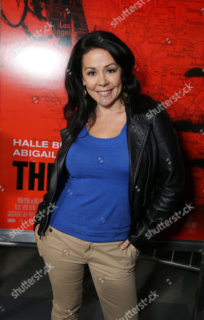 Patricia Rae at TriStar Pictures World Premiere of 'The Call', held at the ArcLight Hollywood on in Los Angeles
