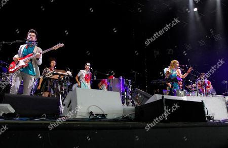 Editorial photo of Tune Yards In Concert - , Atlanta, USA