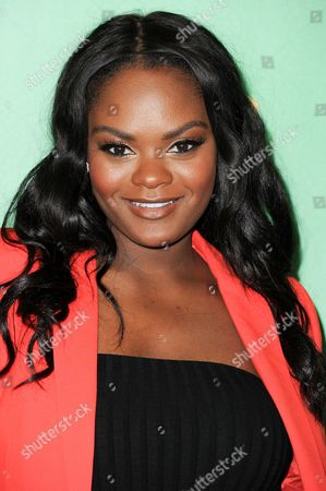 "Stock Image of Shanice Williams attends ""The Wiz Live!"" Photo Op held at the Directors Guild of America, in Los Angeles"