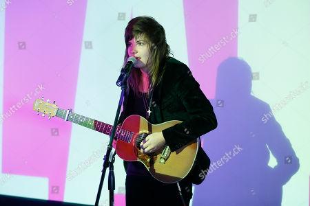 Musician Georgi Kay performs at Sundance Channel's Annual Festival Celebration during the 2013 Sundance Film Festival on in Park City, Utah