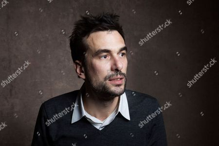 "Leo Fitzpatrick from the film ""Blue Caprice,"" poses for a portrait during the 2013 Sundance Film Festival at the Fender Music Lodge, on in Park City, Utah"