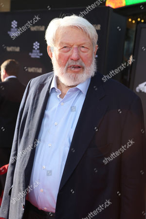 Stock Photo of Actor Theodore Bikel at the 2013 TCM Classic Film Festival's Opening Night Gala at the TCL Chinese Theatre on in Los Angeles
