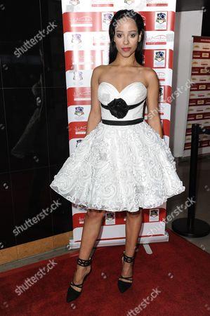 Marilinda Rivera arrives at the 2015 LA Italia Film Festival Opening Night, in Los Angeles
