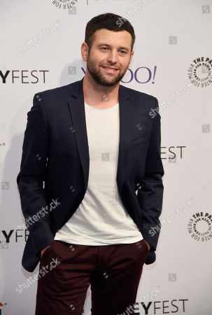 """Brent Morin, a cast member in the television series """"Undateable,"""" poses at the 2015 PaleyFest Fall TV Previews at The Paley Center for Media, in Beverly Hills, Calif"""