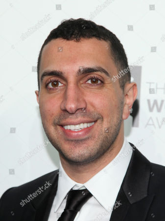 Co-founder of Tinder Sean Rad attends the 19th Annual Webby Awards at Cipriani Wall Street, in New York