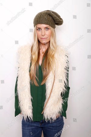 """Actress Sheri Moon Zombie poses for a portrait to promote the series, """"31"""", at the Toyota Mirai Music Lodge during the Sundance Film Festival on in Park City, Utah"""