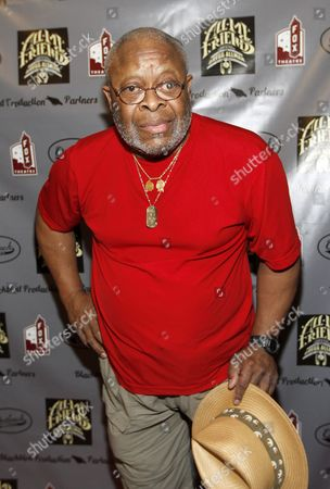 Stock Image of Jaimoe walked the red carpet at All My Friends: Celebrating The Songs and Voice of Gregg Allman on in Atlanta, Ga