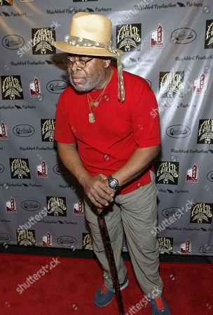 Stock Photo of Jaimoe walked the red carpet at All My Friends: Celebrating The Songs and Voice of Gregg Allman on in Atlanta, Ga