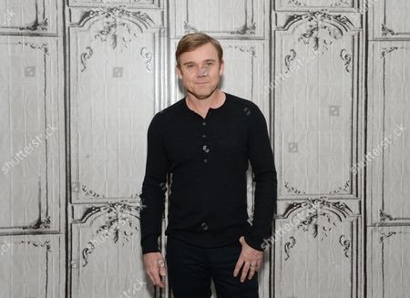 "Actor Ricky Schroder participates in AOL's BUILD Speaker Series to discuss, ""Dolly Parton's Coat of Many Colors"" television movie, at AOL Studios, in New York"