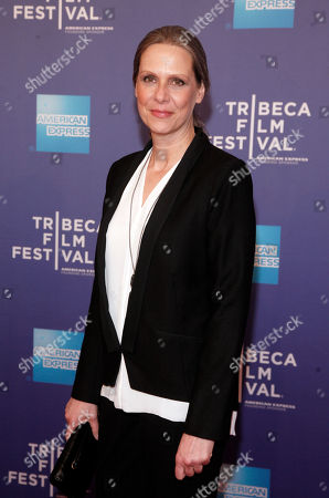 """Actress Amy Morton attends the premiere of """"Bluebird"""" during the 2013 Tribeca Film Festival at the SVA Theatre on in New York"""