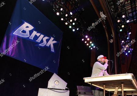 DJ Drama performed at the Brisk Bodega at the Tabernacle, in Atlanta, Ga