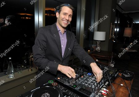 DJ Zen Freeman spins at the DETAILS Hollywood Mavericks Party hosted by Dan Peres at Soho House, in West Hollywood, Calif