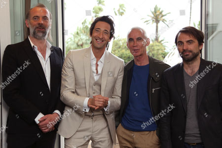 Editorial photo of Emperor Portraits, Cannes, France