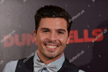 "Editorial image of LA Premiere of ""Dumbbells"", Los Angeles, USA"
