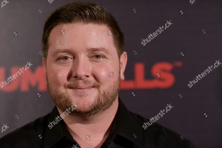 Stock Photo of Nick Nicotera arrives at the LA Premiere of 'Dumbbells' at Supperclub on in Los Angeles