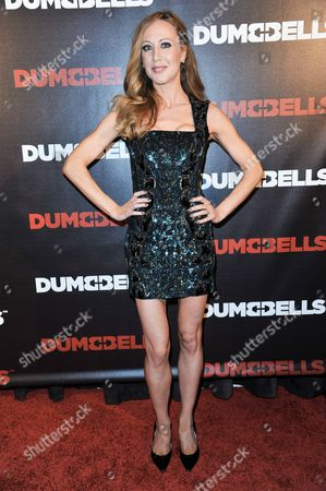 "Editorial picture of LA Premiere of ""Dumbbells"", Los Angeles, USA"