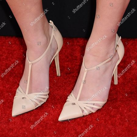 """Arden Rose arrives at the LA Premiere Of """"Me And Earl And The Dying Girl"""" held at Harmony Gold Theater, in Los Angeles"""