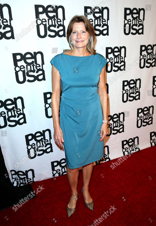 Jennifer Egan attends the 26th Annual PEN Center USA Literary Awards Festival at the Beverly Wilshire Hotel, in Beverly Hills, Calif