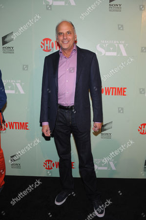 Kurt Fuller seen at the premiere screening of MASTERS OF SEX, hosted by SHOWTIME and SONY PICTURES TELEVISION, on at The Morgan Library and Museum in New York City