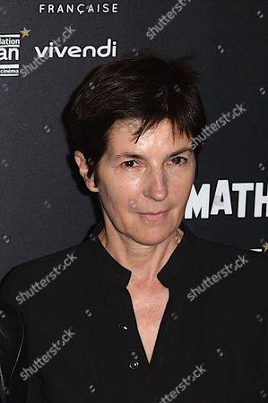 Co-scriptwriter Christine Angot