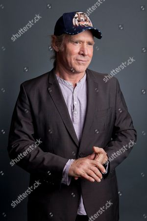 """Starring in TNT Network's hit sci-fi drama, """"Falling Skies,"""" Will Patton poses for a portrait, on in New York"""
