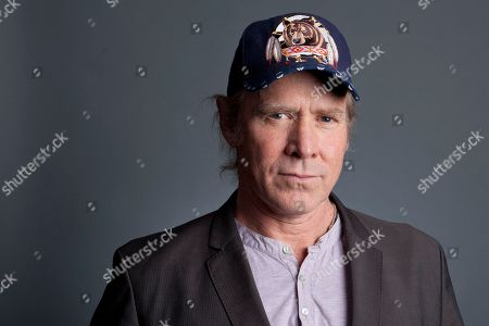 Editorial image of Will Patton Portrait Session, New York, USA