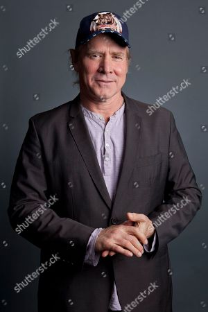 """Stock Photo of Starring in TNT Network's hit sci-fi drama, """"Falling Skies,"""" Will Patton poses for a portrait, on in New York"""