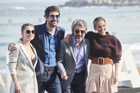 Dolores Fonzi, Ricardo Darin, Elena Anaya, Santiago Mitre