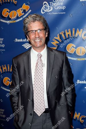 "Actor Charles Shaughnessy pose during the arrival for the opening night performance of ""Anything Goes"" at the Center Theatre Group/Ahmanson Theatre on 28, in Los Angeles, Calif"