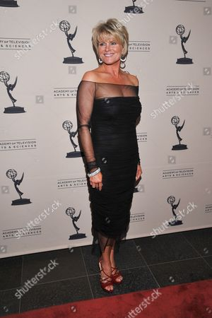 BEVERLY HILLS, CA - JUNE 16: Actress Judi Evans attends a cocktail party presented by the Academy of Television Arts & Sciences' Daytime Programming Peer Group, in celebration of the 2011 Daytime Emmy Awards Nominees at the SLS Hotel at Beverly Hills on in Beverly Hills, California