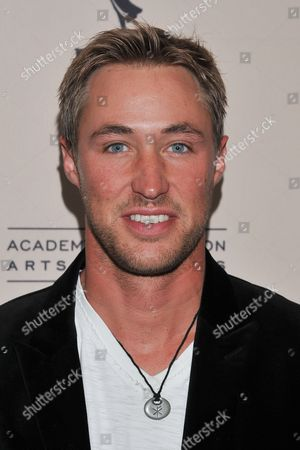 BEVERLY HILLS, CA - JUNE 16: Actor Kyle Lowder attends a cocktail party presented by the Academy of Television Arts & Sciences' Daytime Programming Peer Group, in celebration of the 2011 Daytime Emmy Awards Nominees at the SLS Hotel at Beverly Hills on in Beverly Hills, California