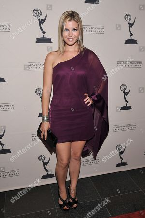 Editorial picture of 2011 Daytime Emmy Awards Nominees Reception, Beverly Hills, USA