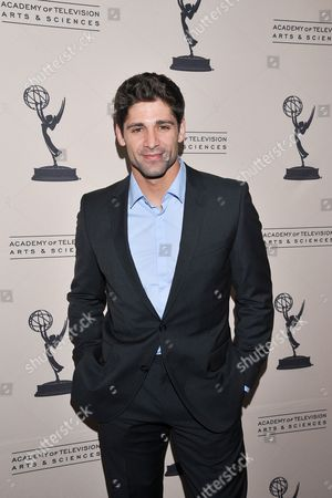 BEVERLY HILLS, CA - JUNE 16: Actor Bren Foster attends a cocktail party presented by the Academy of Television Arts & Sciences' Daytime Programming Peer Group, in celebration of the 2011 Daytime Emmy Awards Nominees at the SLS Hotel at Beverly Hills on in Beverly Hills, California