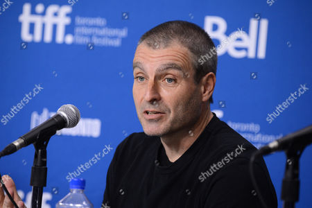 """Stock Picture of Bill Strickland attends the press conference for """"The Armstrong Lie"""" on day 5 of the Toronto International Film Festival at the TIFF Bell Lightbox, in Toronto"""