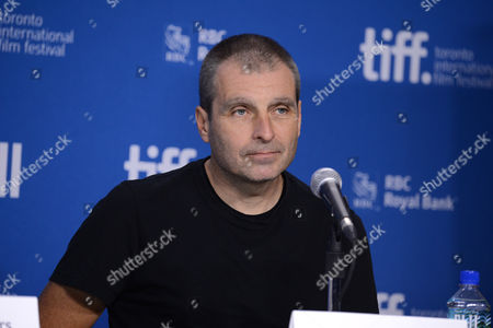 """Editorial picture of 2013 TIFF - """"The Armstrong Lie"""" Press Conference, Toronto, Canada"""