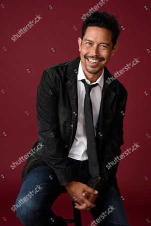 "Anthony Ruivivar, a cast member in The CW series ""Frequency,"" poses for a portrait during the 2016 Television Critics Association Summer Press Tour at the Beverly Hilton, in Beverly Hills, Calif"