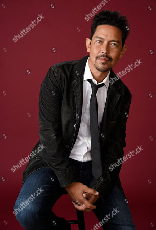 "Stock Picture of Anthony Ruivivar, a cast member in The CW series ""Frequency,"" poses for a portrait during the 2016 Television Critics Association Summer Press Tour at the Beverly Hilton, in Beverly Hills, Calif"